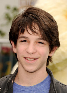 Zachary Gordon at the California premiere of &quot;HOP.&quot;